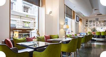 Jump Inn Hotel Beograd - Restoran i bar