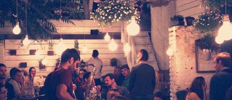 Jazz klub Bašta