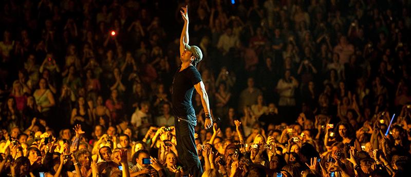 Enrique Iglesias live