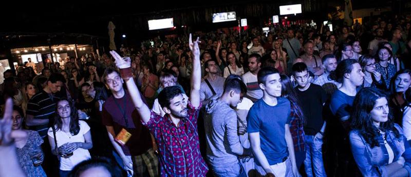 Mikser festival crowd