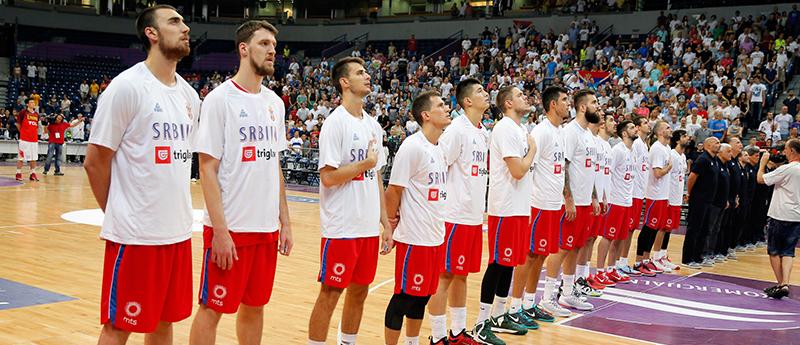 Reprezentacija Srbije
