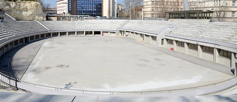 Stadion Tašmajdan: Dejvis kup