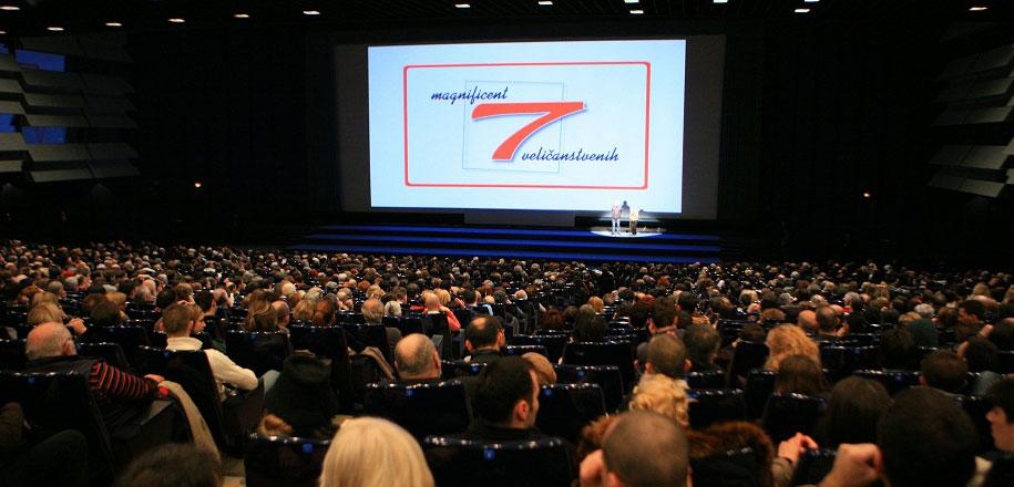 filmski festival sedam veličanstvenih