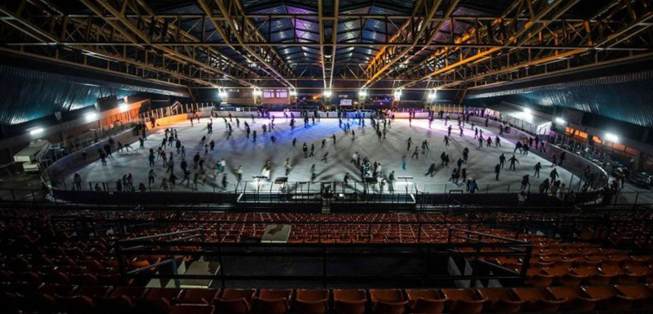 Klizanje u Beogradu: Ledena Dvorana Pionir