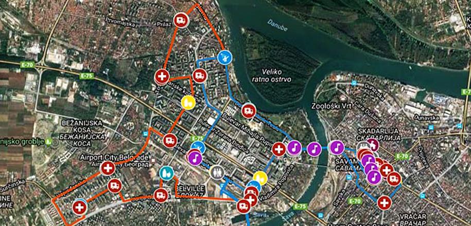Belgrade marathon 2017