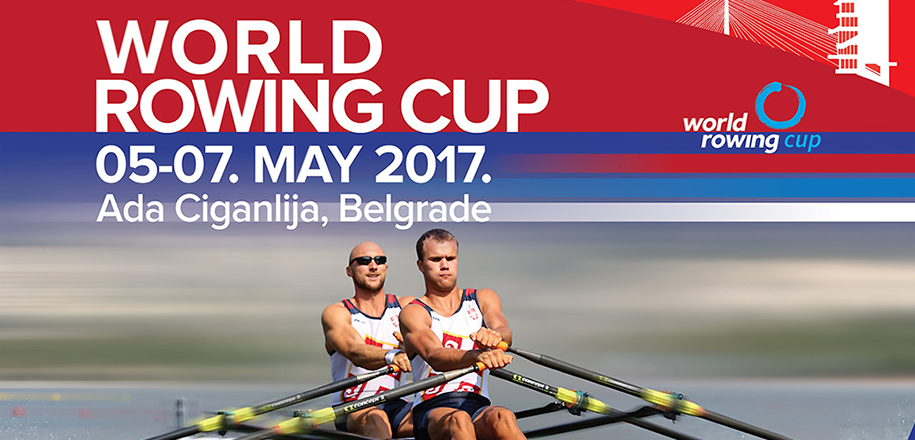 The World Rowling Cup 2017 Belgrade