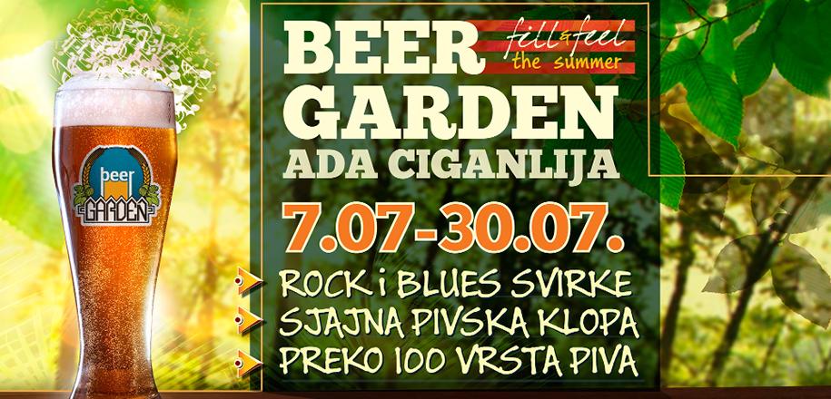 Beer Garden 2017