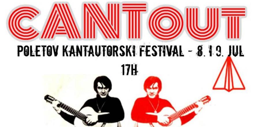CantOut - kantautorski festival
